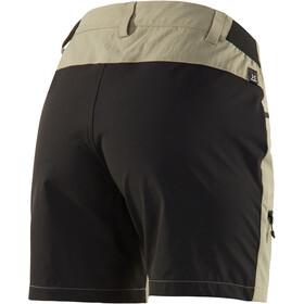Haglöfs Rugged Flex Shorts Dam lichen/true black